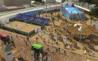 La playa de Carmena recibe 2 millones de inversión y cobrará 9 €/día