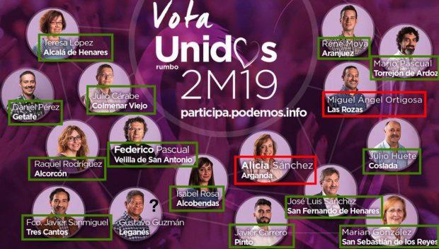 Errejón sorprende al vencer a Espinar en varias de las primarias municipales de Madrid