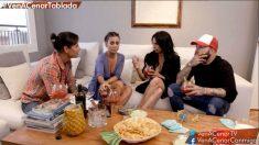 Kiko Rivera y Toñi desvelaron en 'Ven a cenar conmigo: Gourmet Edition', sus aficiones
