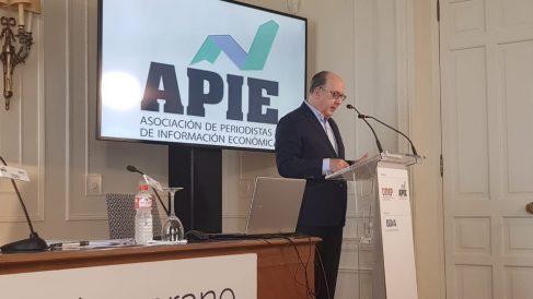 José María Roldán (AEB).