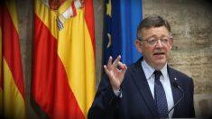 Ximo Puig, presidente de la Generalitat Valenciana. (EP)