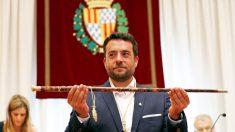 Àlex Pastor, alcalde de Badalona. (Foto: EFE)