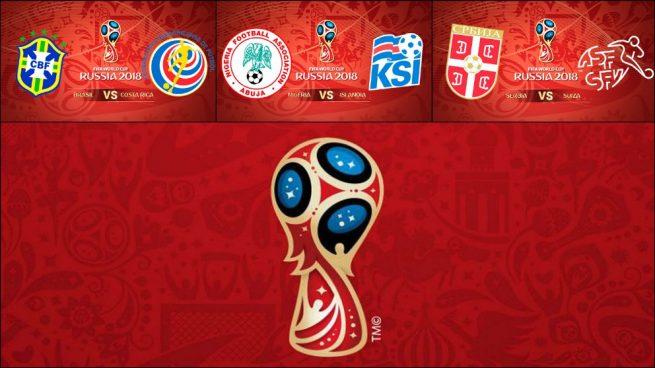 Calendario Mundial 2018: Horario de los partidos de hoy viernes, 22 de junio
