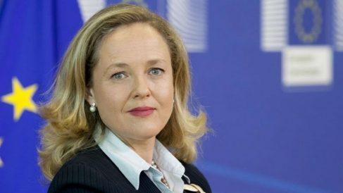La ministra de Economía, Nadia Calviño / Foto: Europa Press