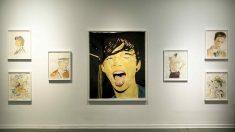 Una de las partes de la exposición dedicada a Gus Van Sant en La Casa Encendida.