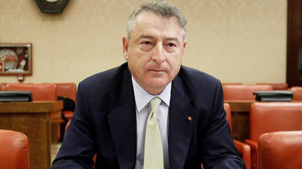 José Antonio Sánchez, ex presidente de RTVE.