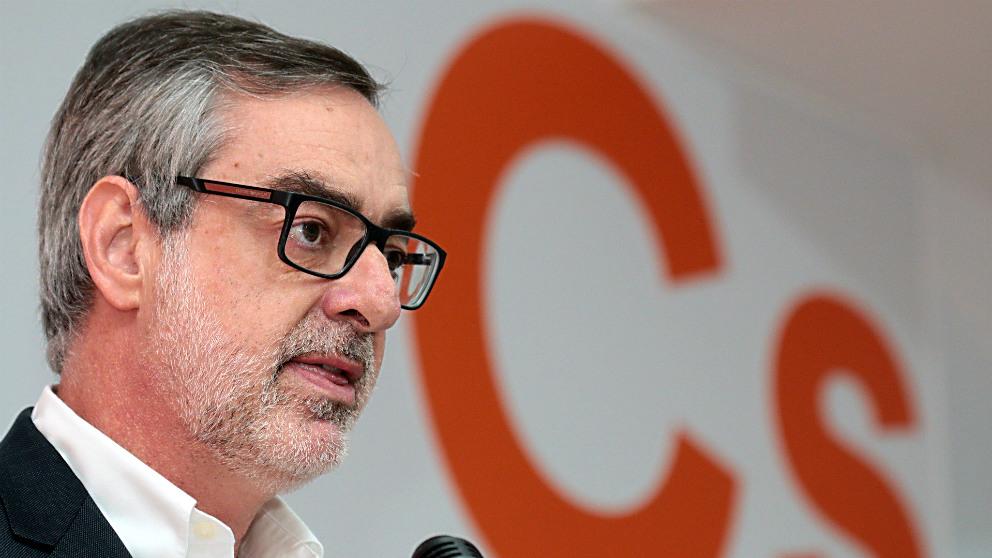 José Manuel Villegas, secretario general de Ciudadanos. (EP)