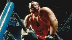 Big Van Vader durante una pelea. (WWE)