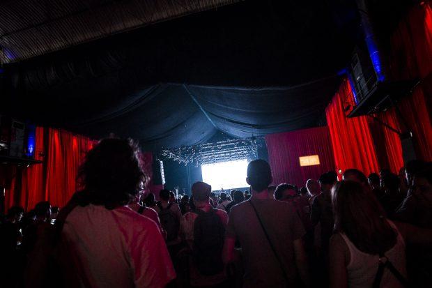Sónar Hall. Foto: Patricia Nieto