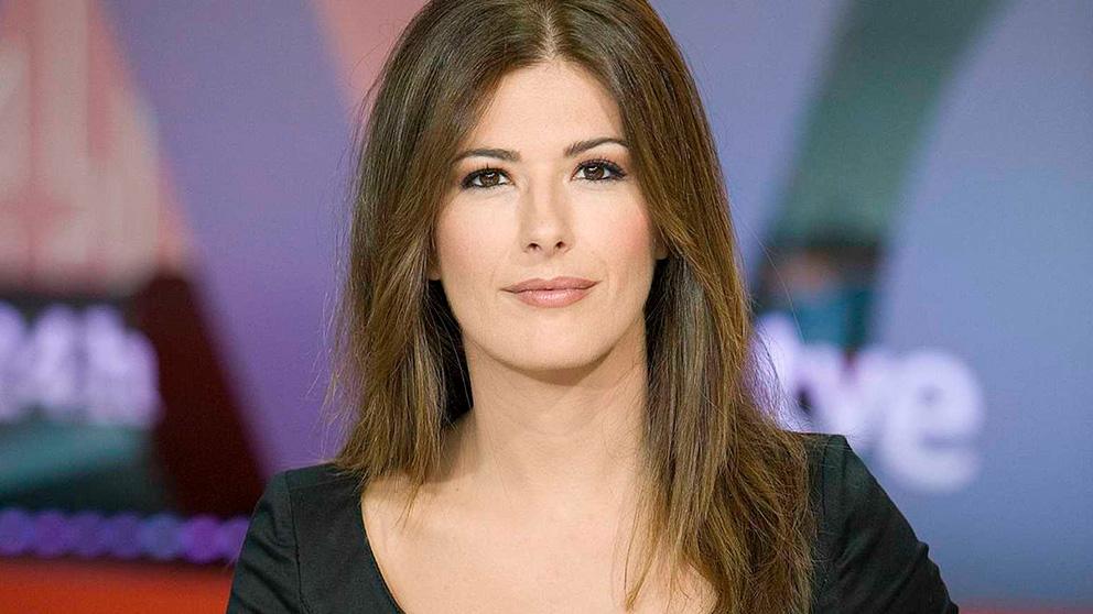 La periodista Lara Siscar.