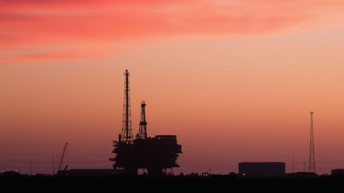Plataforma petrolífera (Foto: GETTY).