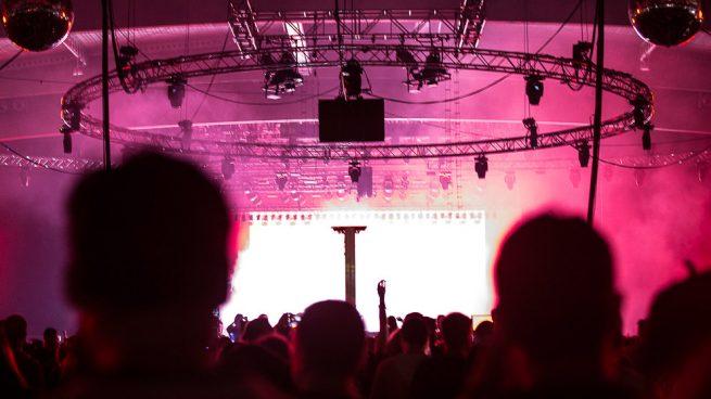 25 Aniversario del festival Sónar. Foto: Patricia Nieto