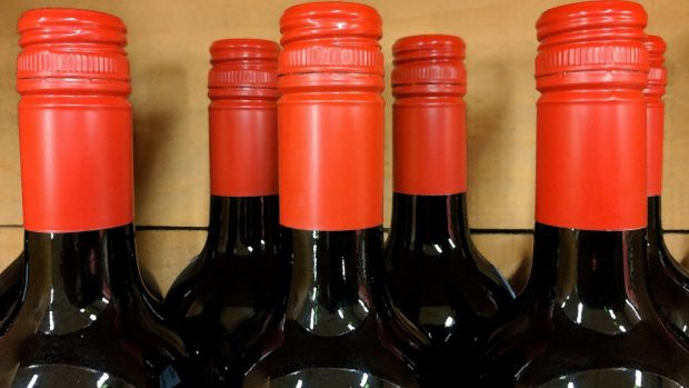 salsa de vino tinto