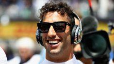 Daniel Ricciardo sería el piloto elegido por McLaren para sustituir a Fernando Alonso en caso de que el asturiano decida abandonar la Fórmula 1. (Getty)