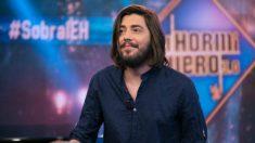 Salvador Sobral en 'El Hormiguero'