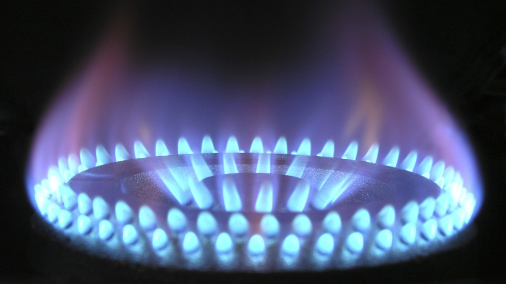 El gas es una sustancia amorfa