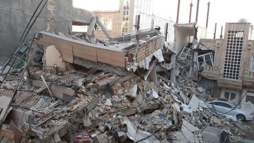 Terremoto Iran 1990