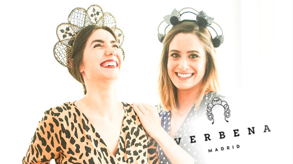 Carmen García y Cristina Criado, fundadoras de Verbena Madrid (Foto: Verbena)