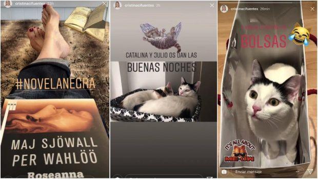 La nueva vida de Cifuentes: cambio de look, encuentros con amigos y volcada en sus gatos