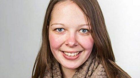 La joven alemana que estaba en búsqueda y cuyuo cadáver apareció en la localidad vasca de Asparrena.