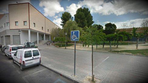 Ayuntamiento de Molina de Segura (Murcia), donde se detuvo al ultraizquierdista con explosivos.