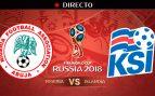 Nigeria – Islandia: Mundial de Rusia 2018, en directo
