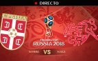 Serbia – Suiza: partido del Mundial 2018 en directo