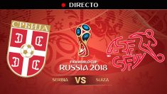 Mundial 2018: Serbia – Suiza | Mundial de Rusia en directo.