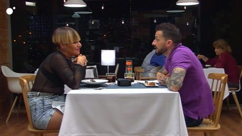 Issa e Israel en 'First Dates'