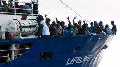 El 'Life Boat' rechazado por Italia y Malta con sus 224 pasajeros a bordo