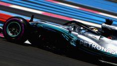 Los Mercedes de Lewis Hamilton y Valtteri Bottas han comenzado dominando el Gran Premio de Francia de Fórmula 1, por delante de Ricciardo y de los Ferrari. (Getty)