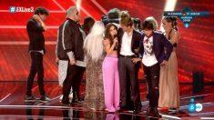 El grupo Noah es expulsado de 'Factor X'