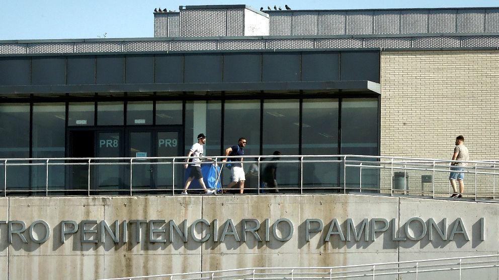 Centro penitenciario de Pamplona.