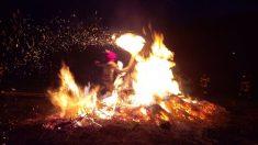 Qué se quema en la noche de San Juan
