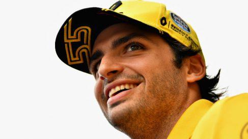 Carlos Sainz ha afirmado que el objetivo es entrar en la Q3, manteniendo el pleno logrado hasta ahora durante esta temporada. (Getty)