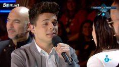 Samuel y Laura en 'Factor X'