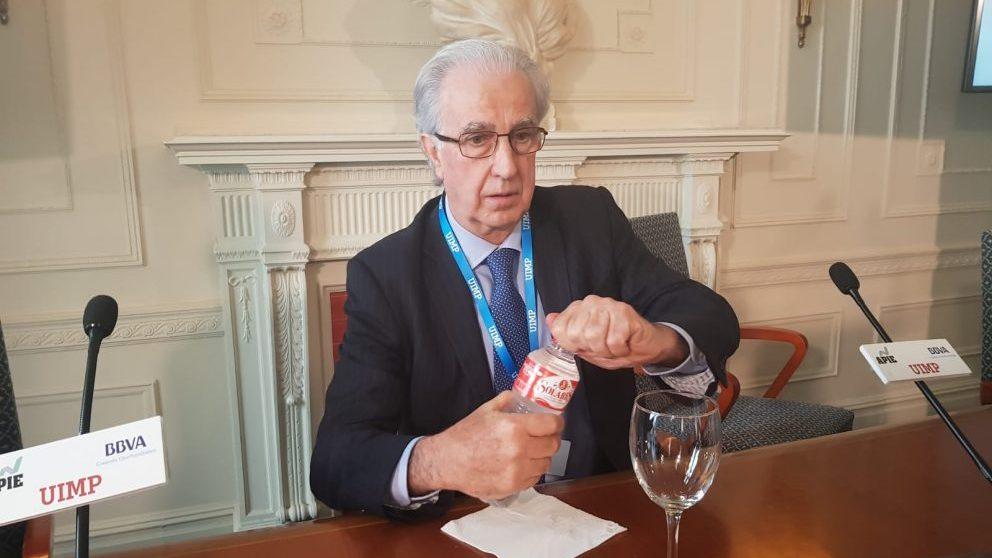 Javier Alonso, Subgobernador del Banco de España.