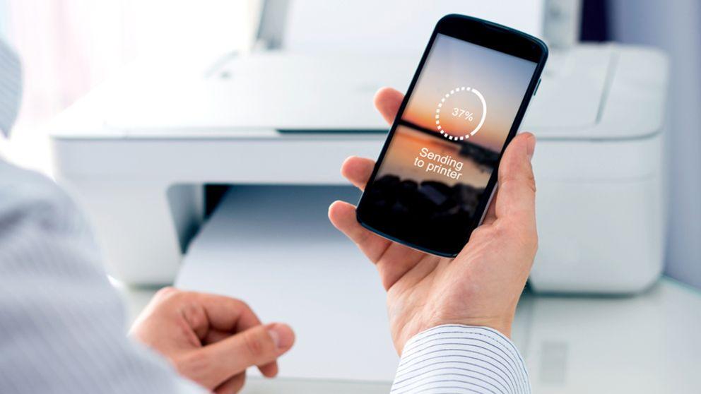 Pasos para imprimir desde un dispositivo Android