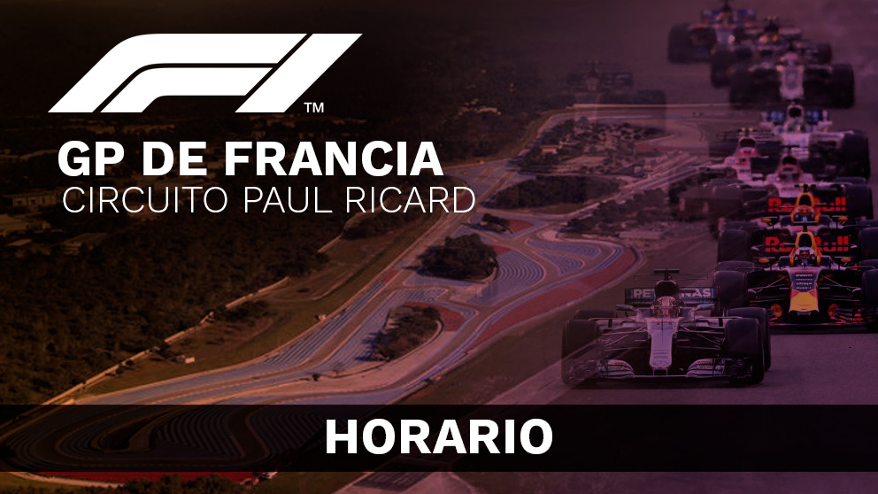 GP Francia 2018 F1 | Carrera Fórmula 1