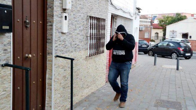 'El Prenda' regresa a su domicilio en Amate
