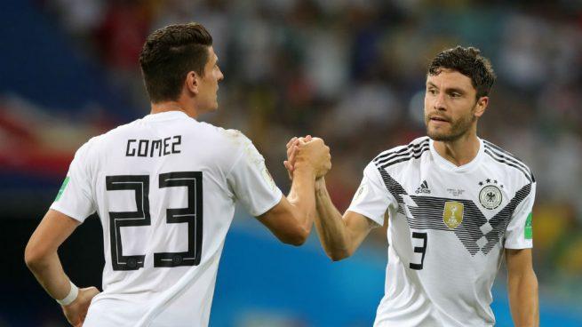 Alemania – Suecia: Resultado, resumen y goles (2-1)