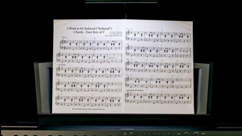 Conoce las partes de una partitura