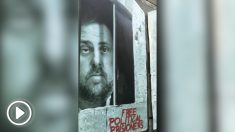 Rinden homenaje a los golpistas encarcelados y huidos de la Justicia en las calles de Barcelona.