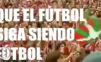 """El PP denuncia en un vídeo que se use el Athletic de Bilbao """"para apoyar la autodeterminación"""""""