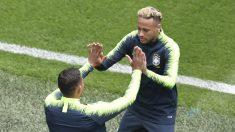 "Thiago Silva: ""Devolví un balón a Costa Rica y Neymar me insultó"" (AFP)"