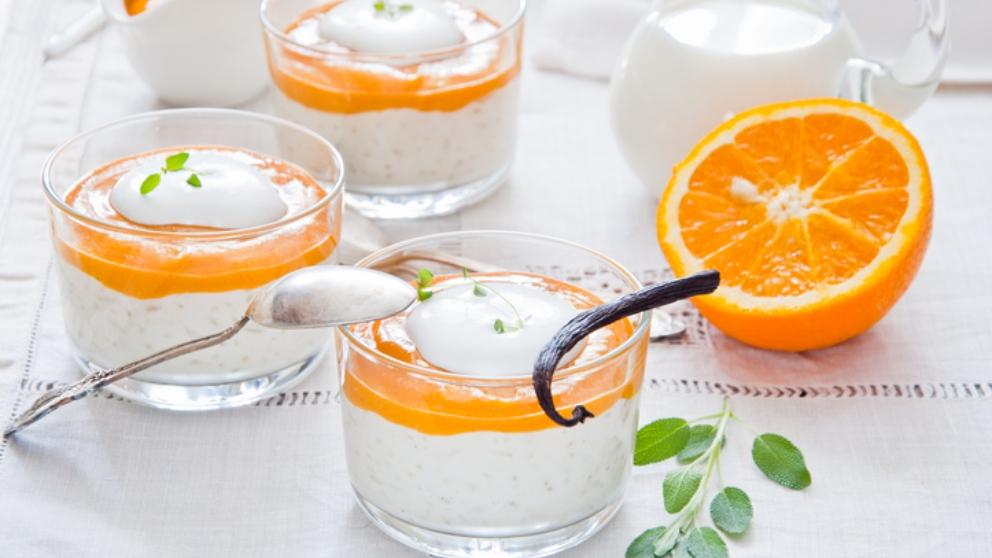 Receta de crema de naranja sencilla y fácil de preparar