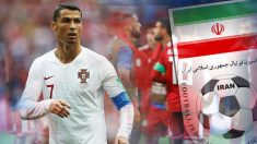 Cristiano Ronaldo se mide a Irán en el último partido de la fase de grupos del Mundial 2018. | Irán – Portugal