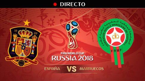 España – Marruecos | Mundial de Rusia 2018 | Partido selección española hoy