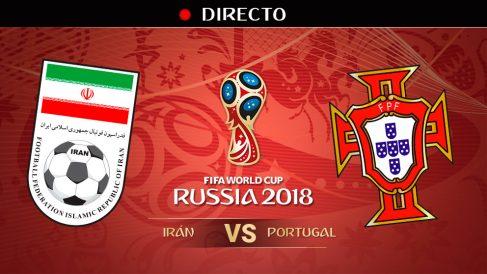 Mundial 2018: Irán – Portugal | Mundial de Rusia en directo hoy