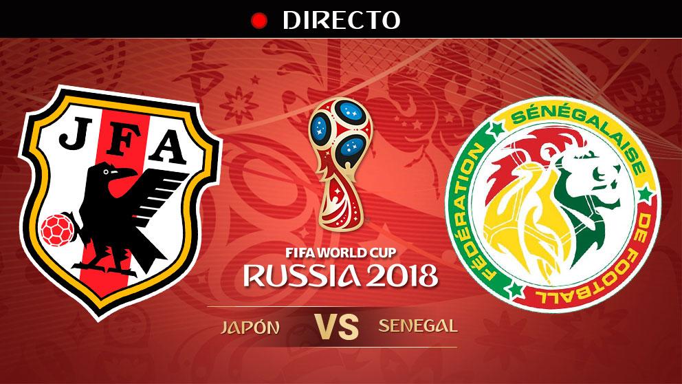 Mundial 2018: Japón – Senegal | Mundial de Rusia en directo.
